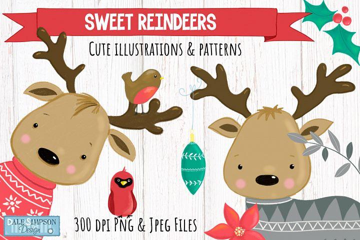 Sweet Reindeers