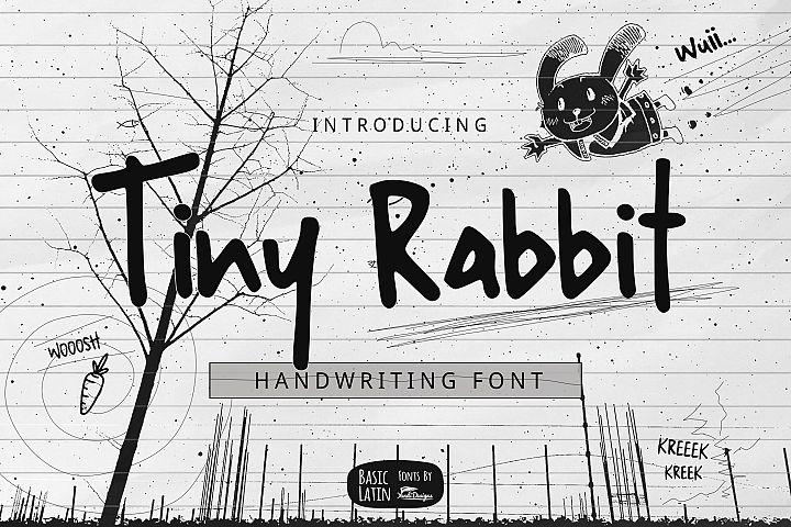 Tiny Rabbit Font
