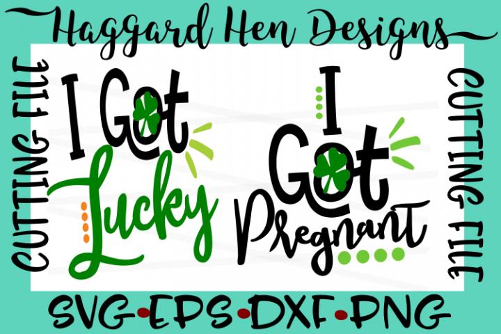 I got Lucky, I got Pregnant