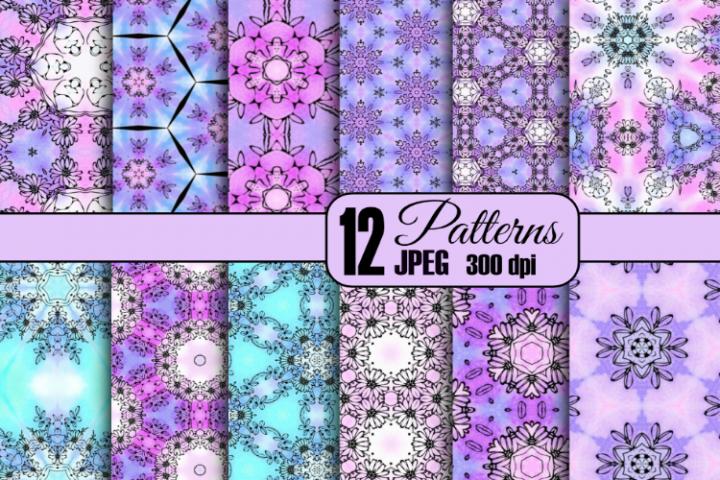 12 Spring Patterns