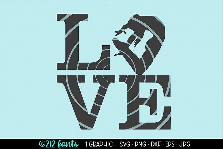 Gymnastics LOVE Jump Graphic Cut File DXF PNG JPG SVG EPS