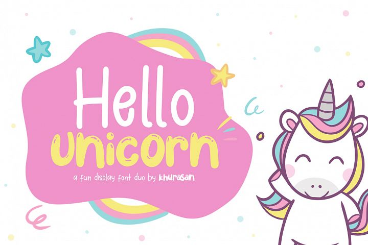 Hello Unicorn
