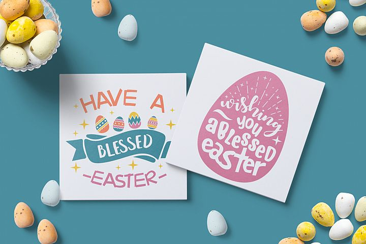 Easter SVG Bundle example 2