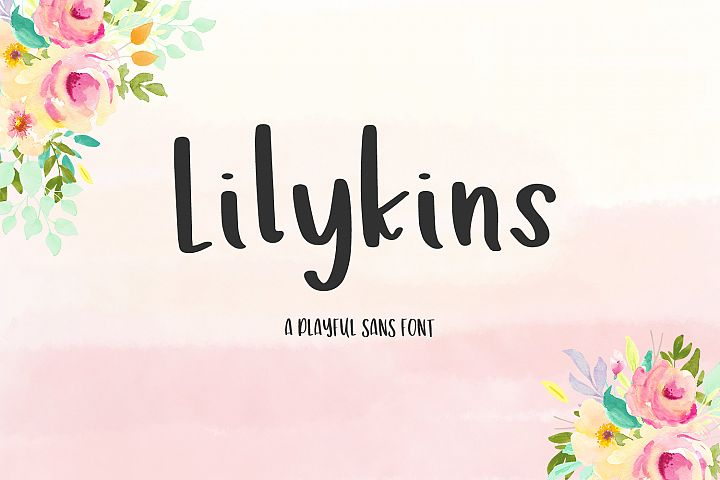 Lilykins Sans