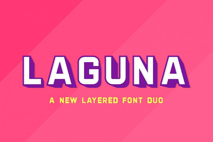 Laguna Font Duo