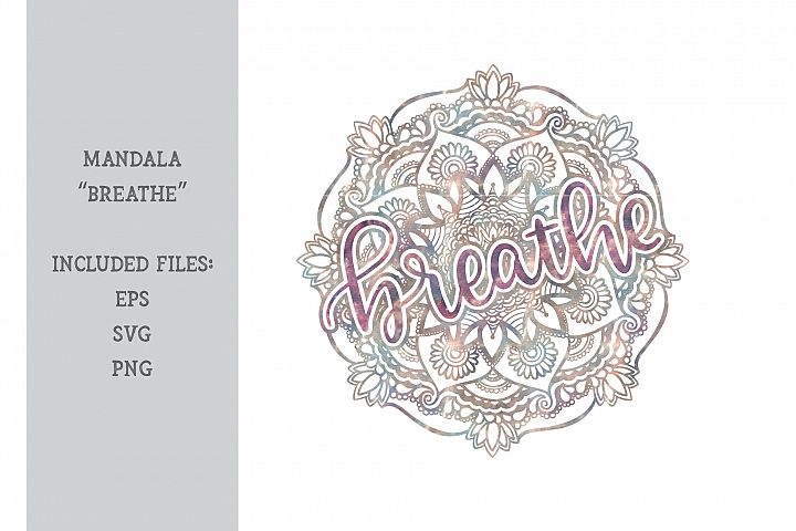 Breathe - Mandala