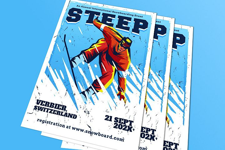 Steep Flyer