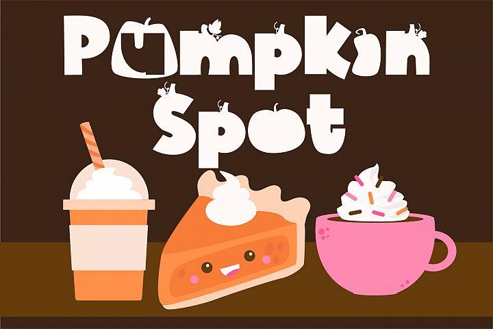 PN Pumpkin Spot