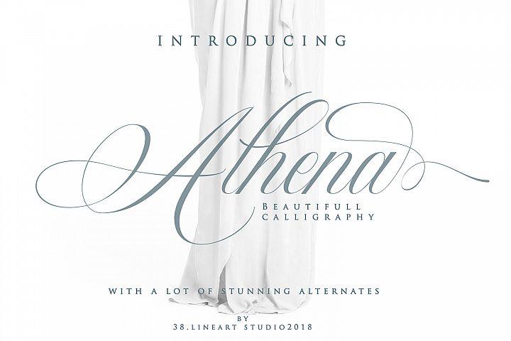 Athena Luxury Script