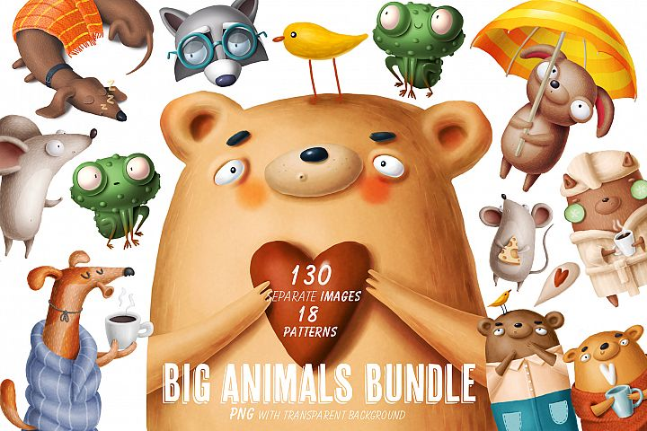 Big animal bundle