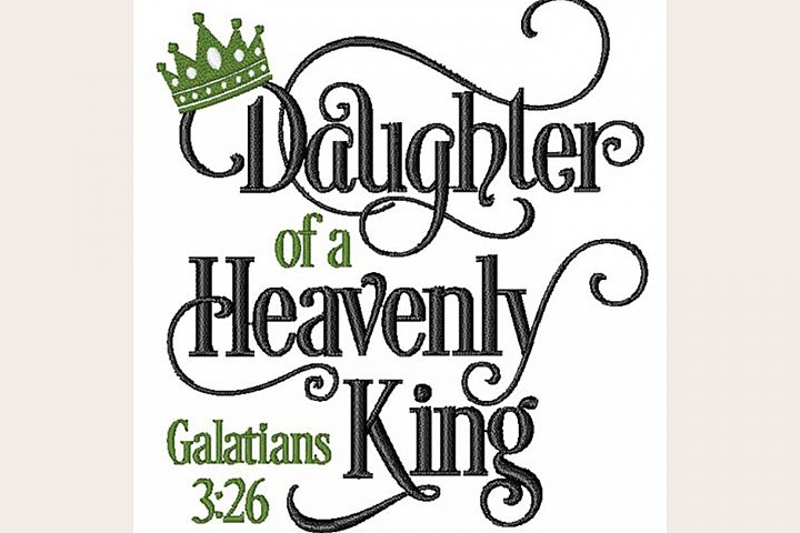 Daughter Of A Heavenly King Galatians 326
