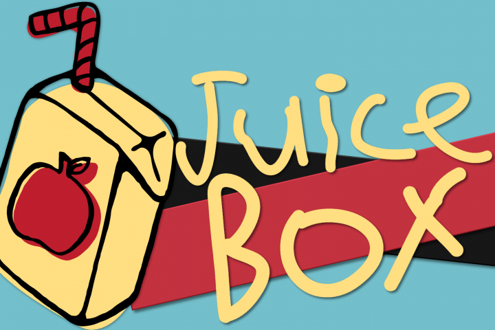 Juice Box - A Kid Drawn Font