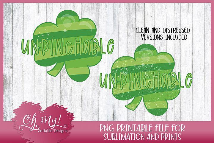 Unpinchable - Sublimation - Printable Transfer PNG