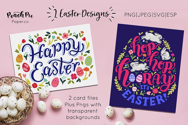 Easter Sign Designs
