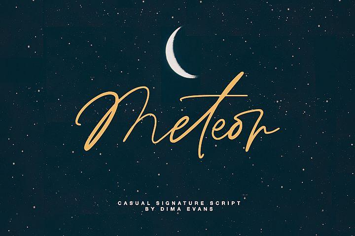 Meteor Script