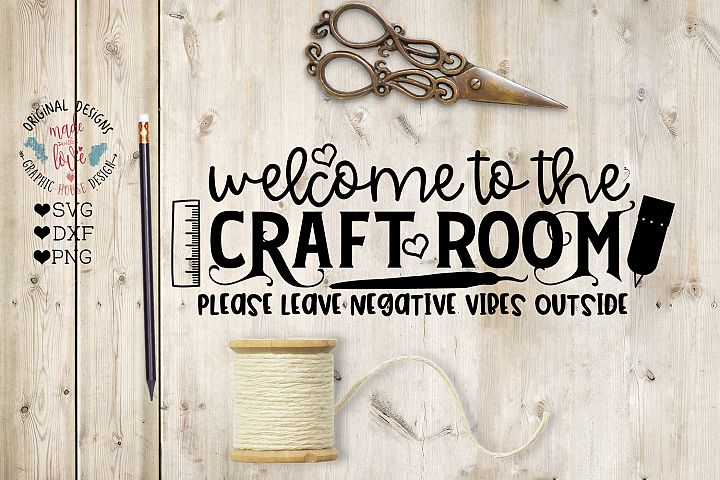 Welcome to the Craftroom