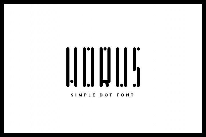 Horus - Font Family