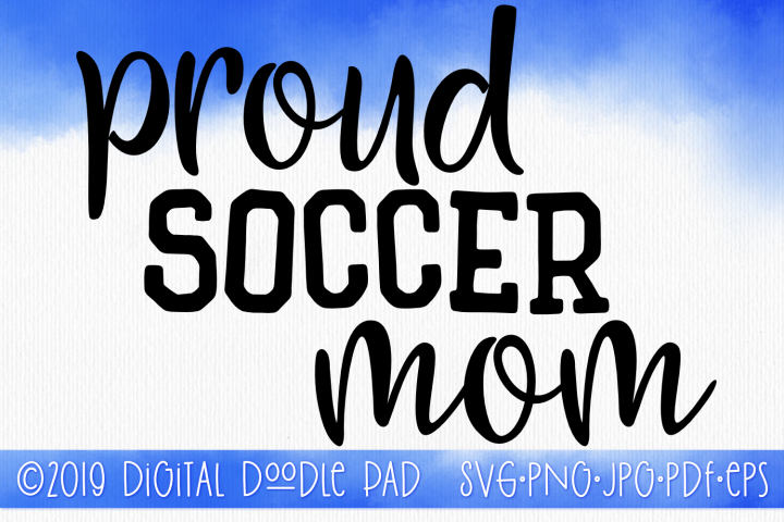 Soccer Mom SVG, Sports SVG