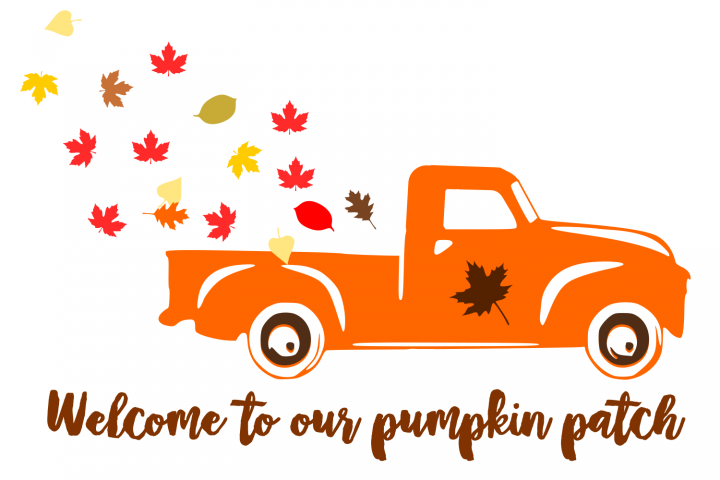 Welcome to our Pumpkin Patch SVG File