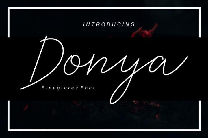Donya