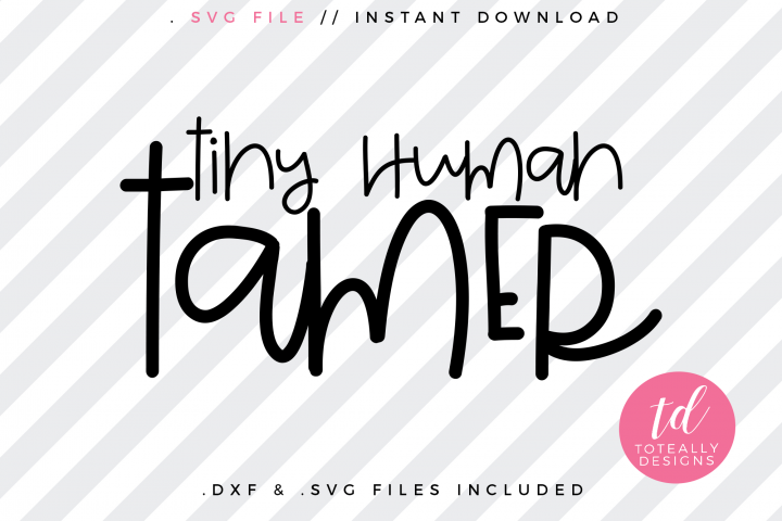 Tiny Human Tamer SVG