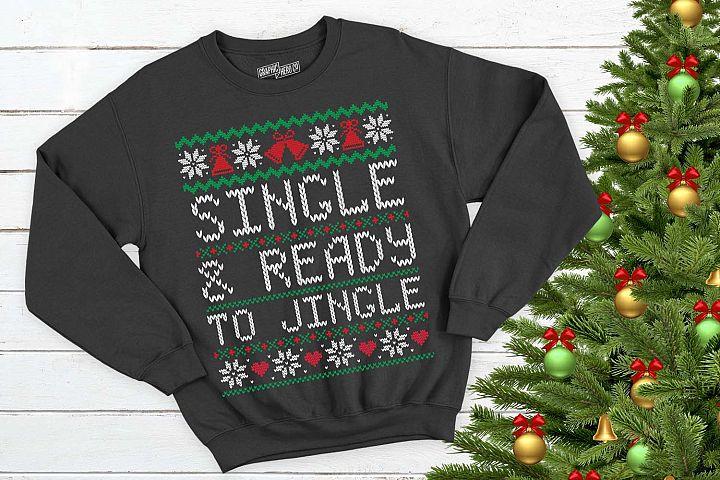 Single & Ready to Jingle Christmas Printable