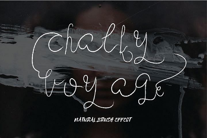 Chalky Voyage Script