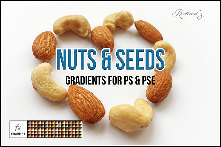 Nuts and Seeds Gradients