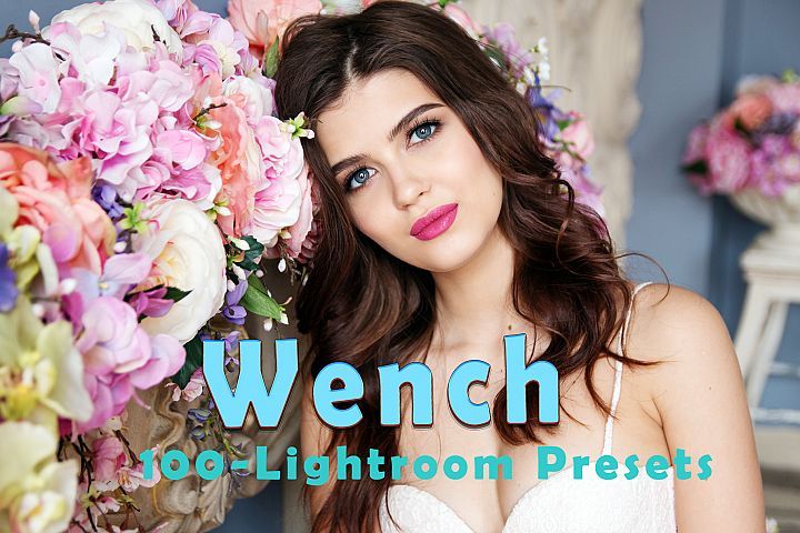 Wench Lightroom Presets