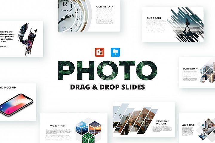 Photo slides presentations