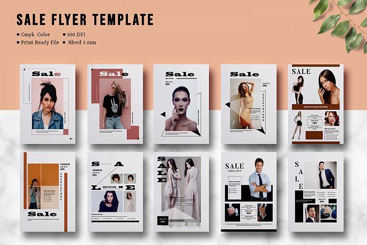 Product Promotion Flyer, Multipurpose Sale Flyer