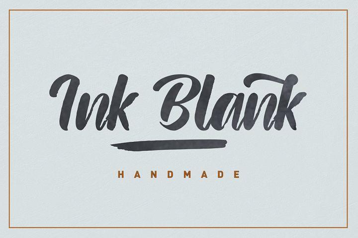 Ink Blank