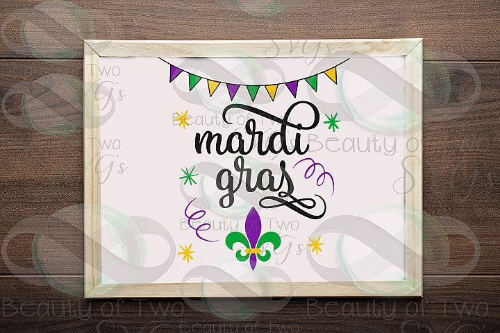 Mardi Gras svg & png, New Orleans svg, Fat Tuesday svg