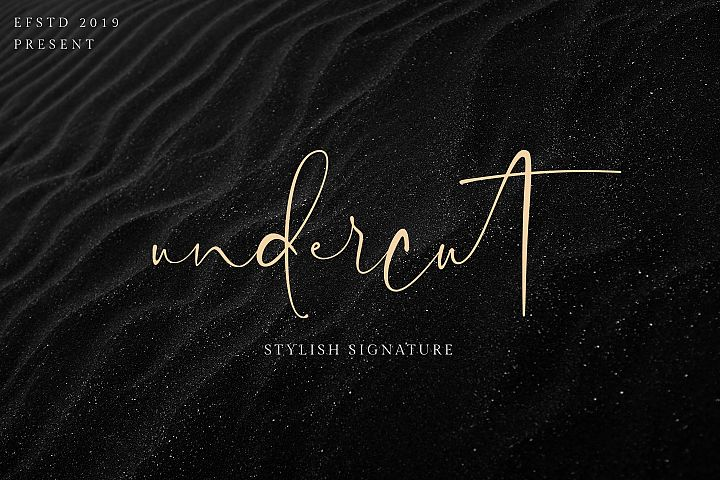 Undercut | Stylish Signature