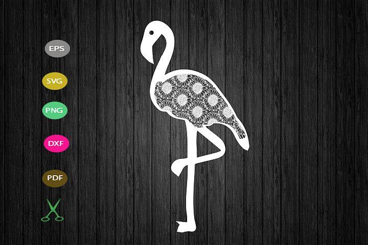 Flamingo SVG cut file craft , Flamingo Clip art Flamingo Vec