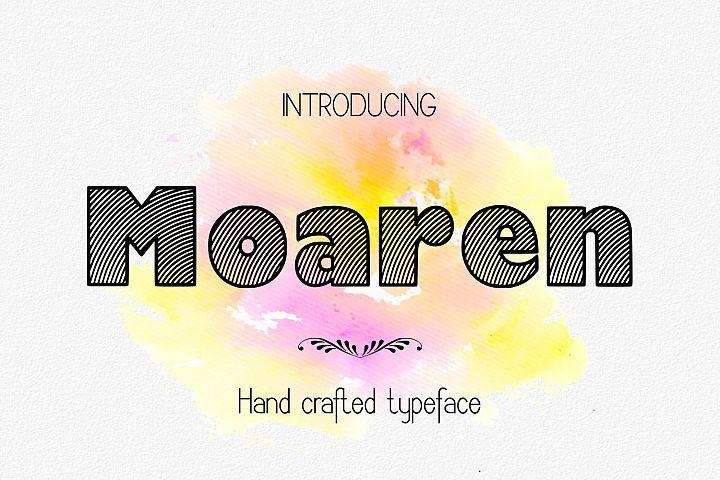Moaren example image 1
