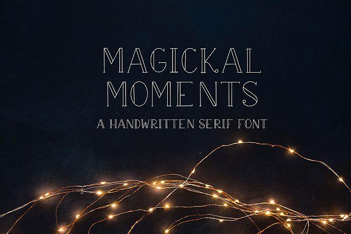 Magickal Moments