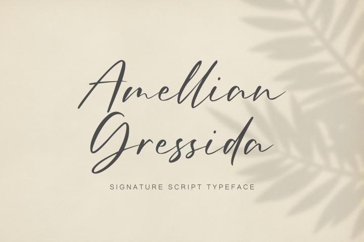 Amellian Gressida