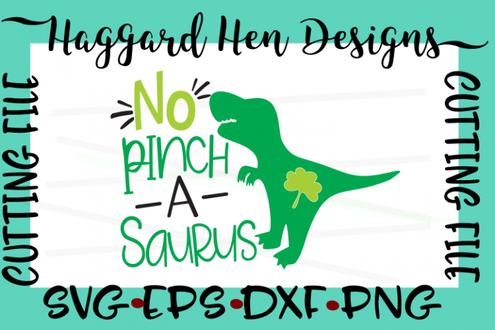 No Pinch-A-Saurus