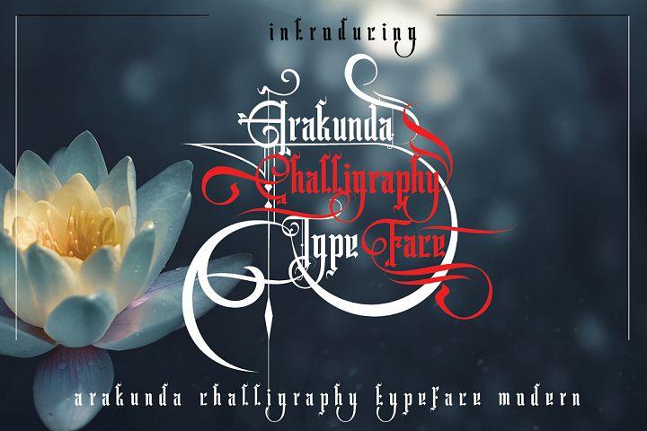 Arakunda Challiraphy