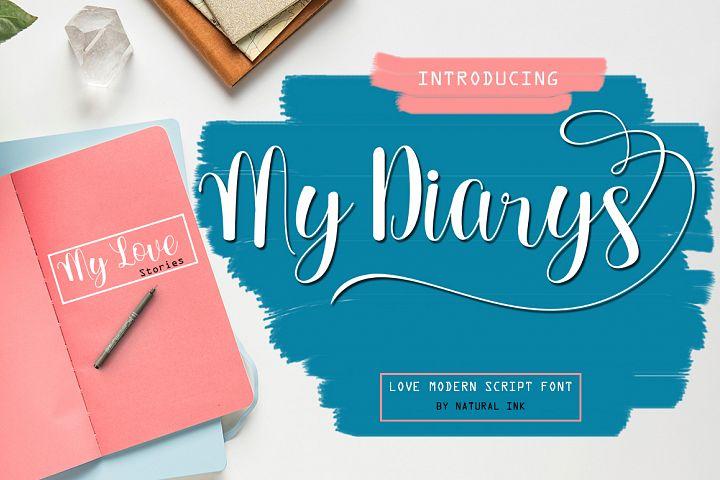 My Diarys