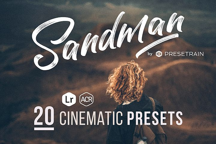 Sandman - 20 Cinematic Presets