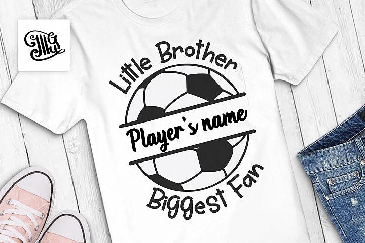 Little brother biggest fan