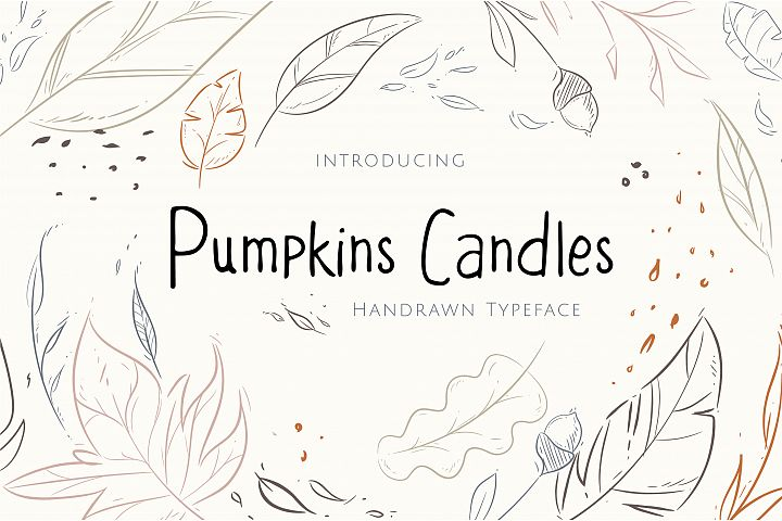 PUMPKINS CANDLES