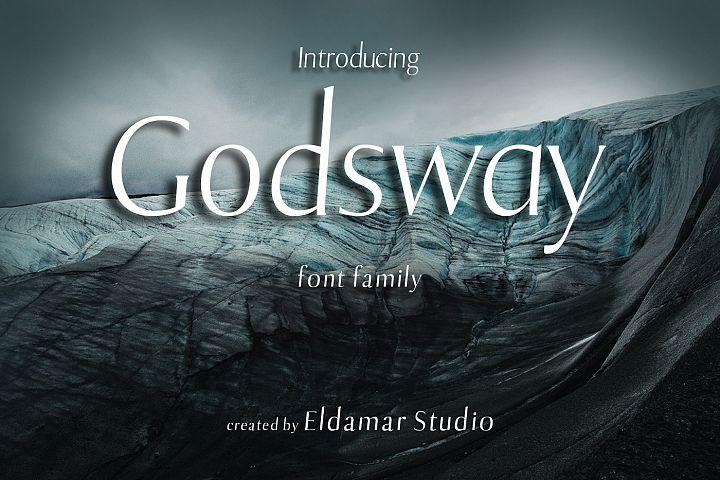 Godsway Font