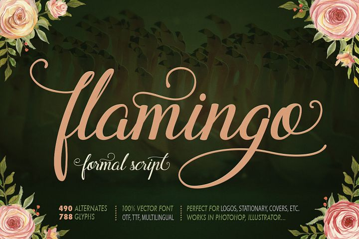 Flamingo - formal script