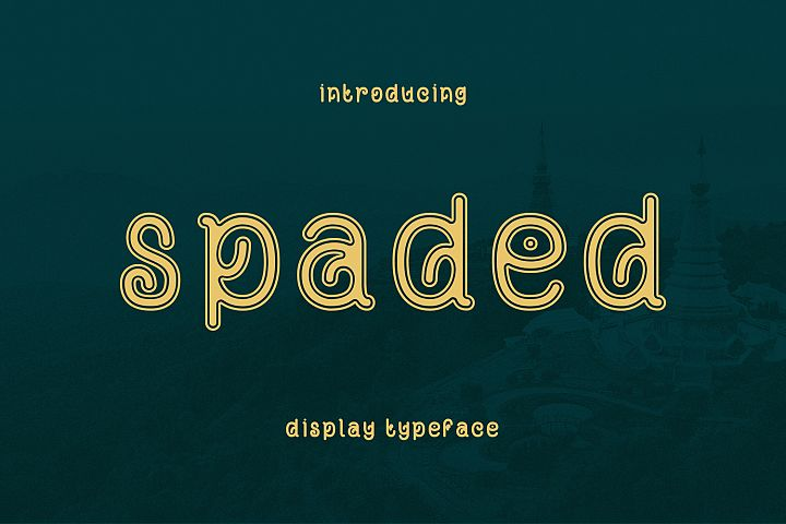 Spaded example image 1