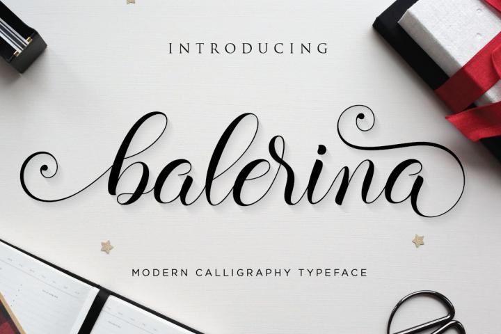 balerina script