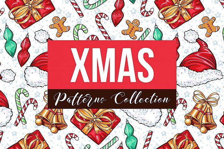 Big Xmas Patterns Collection
