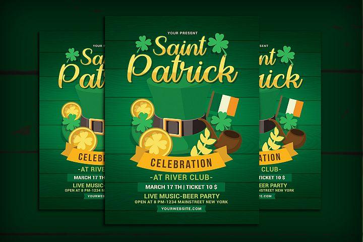 Saint Patrick Day Celebration
